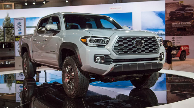2020 Toyota Tacoma Diesel Towing Capacity