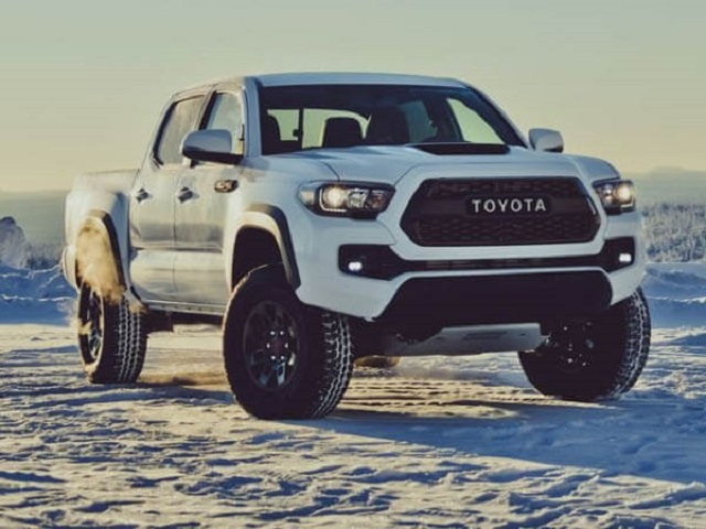 2020 Toyota Tacoma lifted