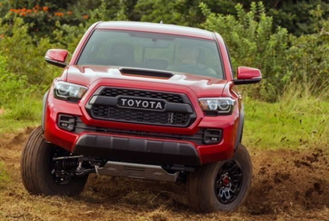 2020 Toyota Tacoma Diesel Specs And Towing Capacity