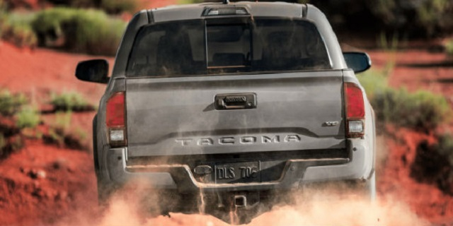 2020 Toyota Tacoma accessories
