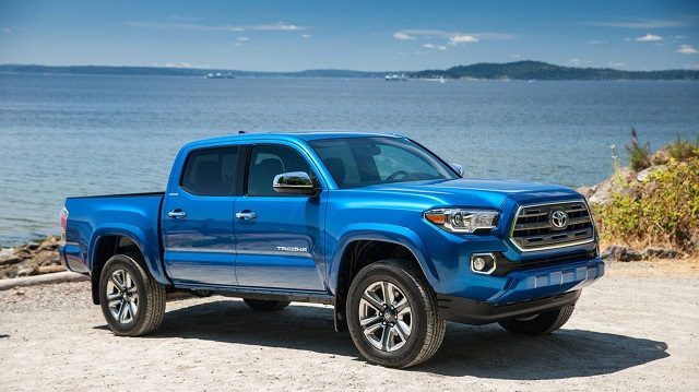2020 Toyota Tacoma Diesel release date details