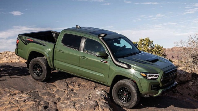 2021 Toyota Tacoma Diesel TRD Pro