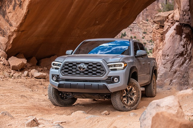 2020 Toyota Tacoma changes