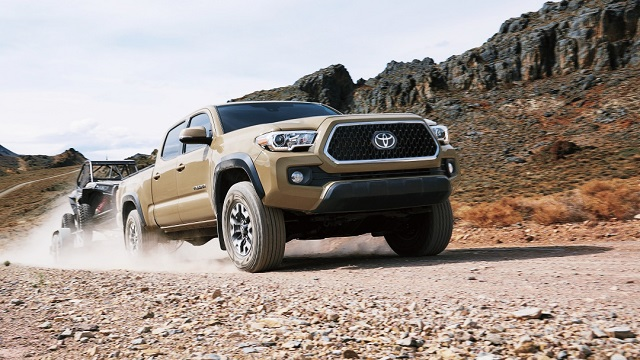 2020 Toyota Tacoma Diesel