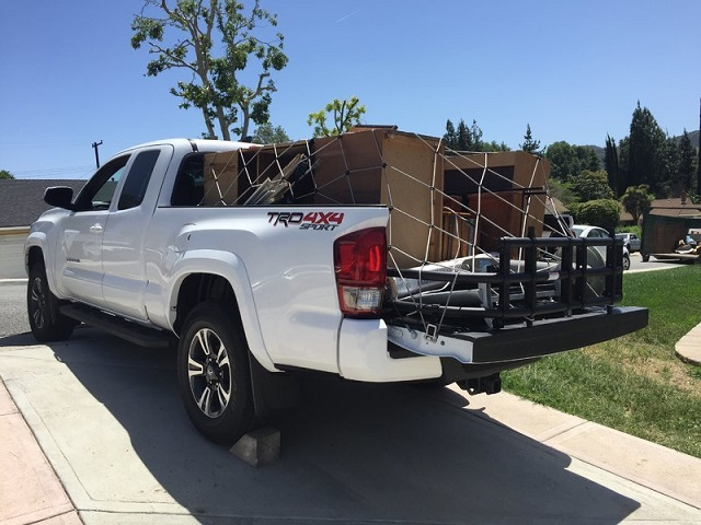 coolest 2020 Tacoma accessories bed extender