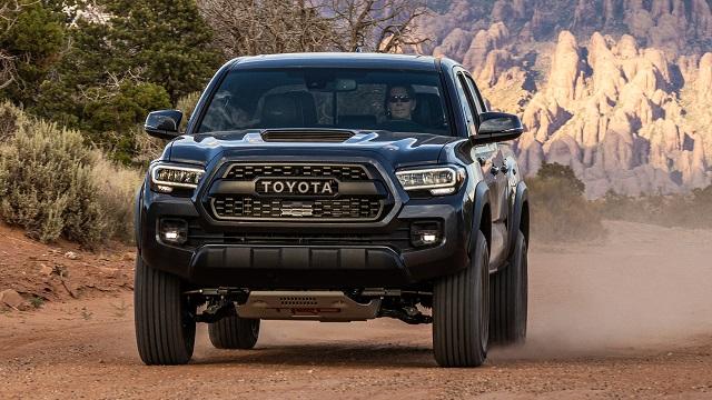 2021 toyota tacoma news  diesel  hybrid  redesign