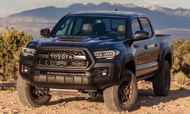 2021 Toyota Tacoma News