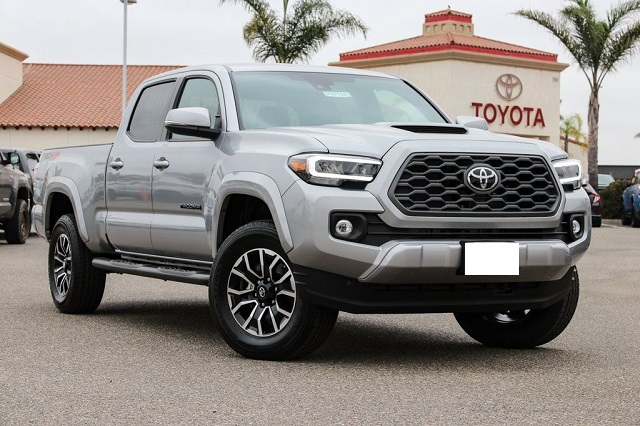 2021 Toyota Tacoma TRD Sport Front
