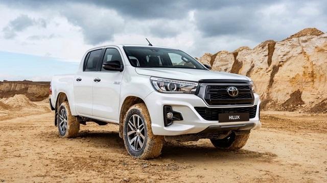 2020 Toyota Hilux Australia