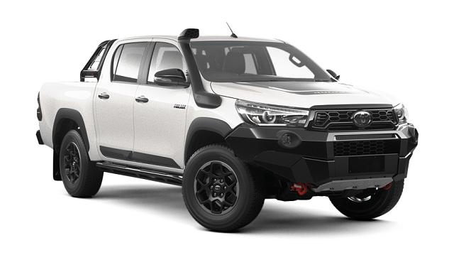 2020 Toyota Hilux Australia Rugged X