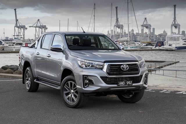 2021 Toyota Hilux Revo