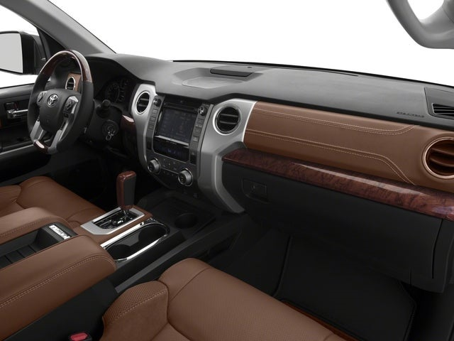 2020 Toyota Tundra colors - Brown Leather
