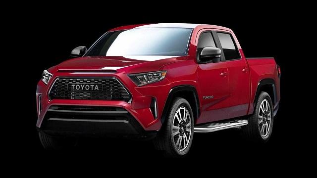 2021 Toyota Tundra Rendering