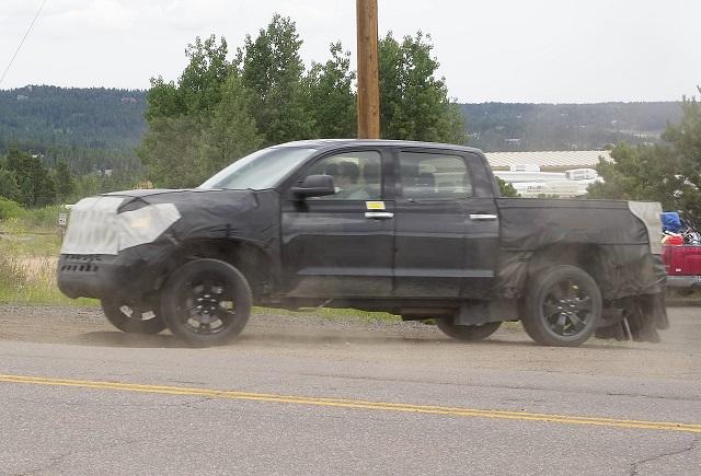 2022 Toyota Tundra next generation