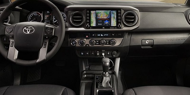 2022 Toyota Tacoma rumors Interior