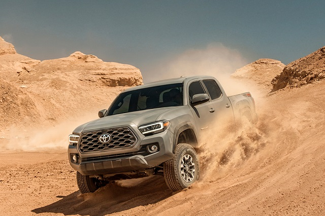 2022 Toyota Tacoma rumors main