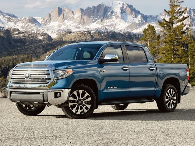 2021 Tundra Colors