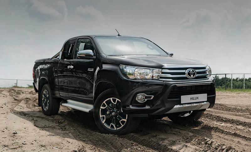 2021 Toyota Hilux USA main