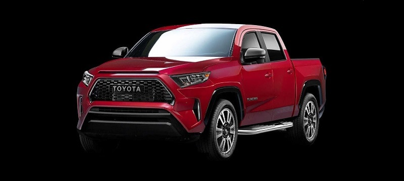 2021 Toyota Tundra Concept Render