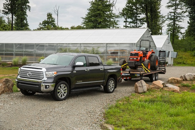 2021 Toyota Tundra Towing