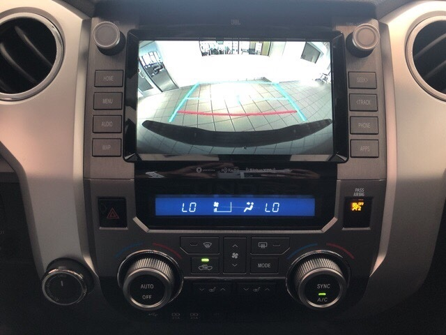 2021 Toyota Tundra interior Infotainment system