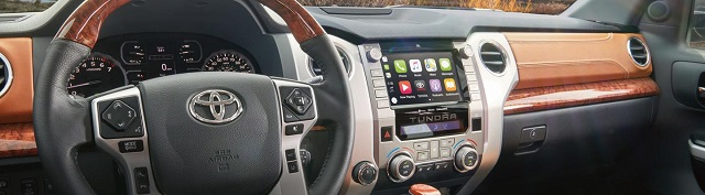 2020 Toyota Tundra Android Auto Limited