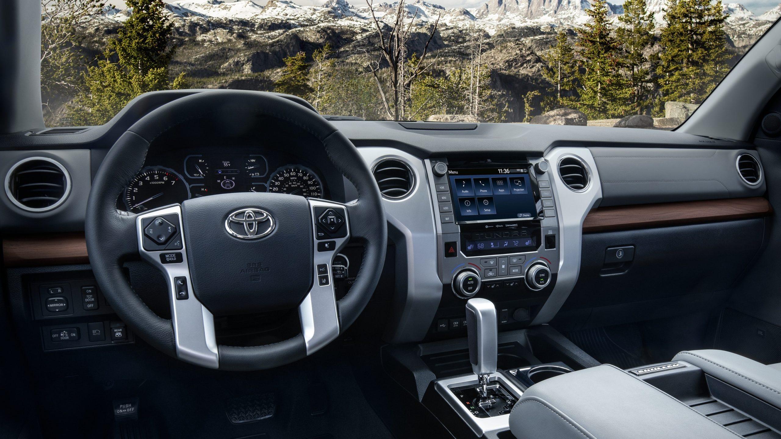 2020 Toyota Tundra Android Auto main
