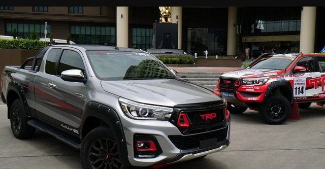 2021 Toyota Hilux TRD Pro