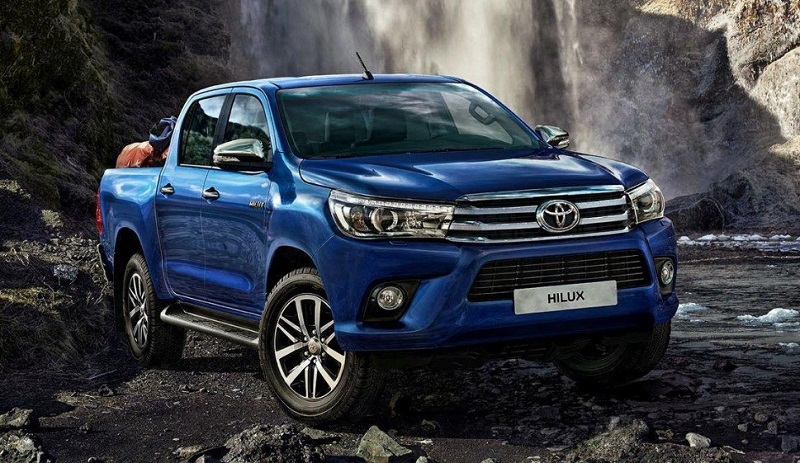 2021 Toyota Hilux facelift main