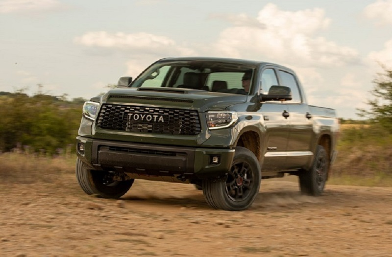 2021 Tundra colors Army Green