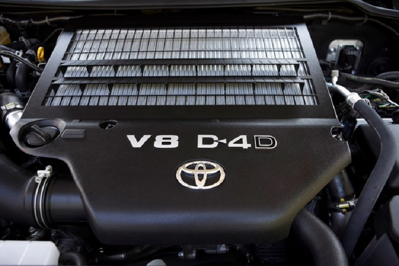 2022 Toyota Tundra Diesel Engine